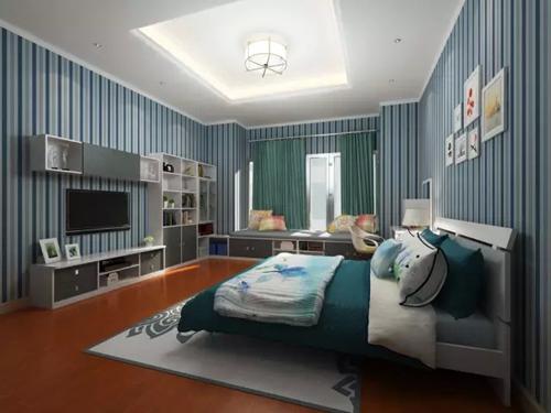 小户型必读|如何在卧室中挤出书房?