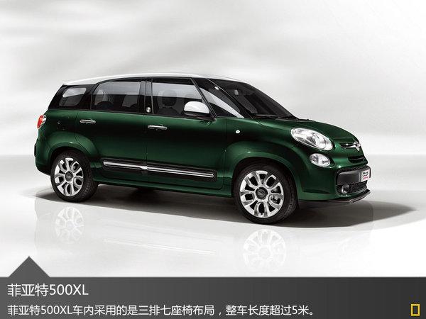 菲亚特2014年将推3款国产车型 含首款suv高清图片