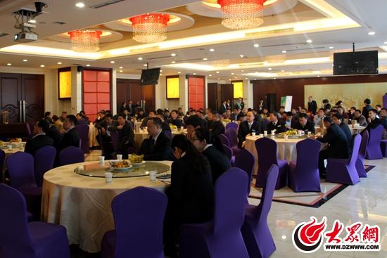莒县农行举办塑料产业高端客户沙龙活动