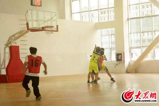 莒县高中物理与五莲老师大纲文心举办高中友谊中学体育知识篮球图片