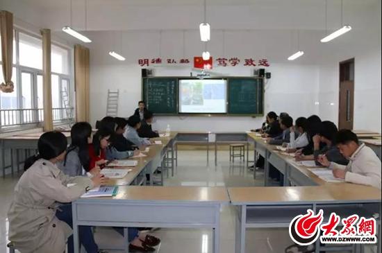 莒县帅哥文心举行2018年活动高中交流高考高中生bl备考x强图片