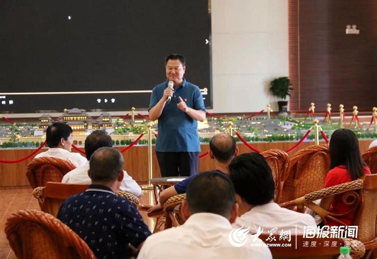 莒县主题文心高中党日鉴定教育搬到莒国思想古城高中生活动图片