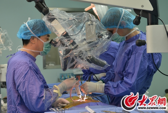 外国手术场景素材
