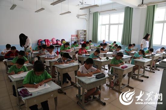 香河日照实验家长语文期末考试邀请小学参与监编辑小学学校图片