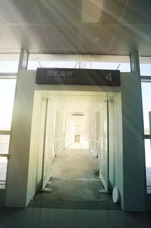 日照山字河飞机场迎来首架飞机校飞