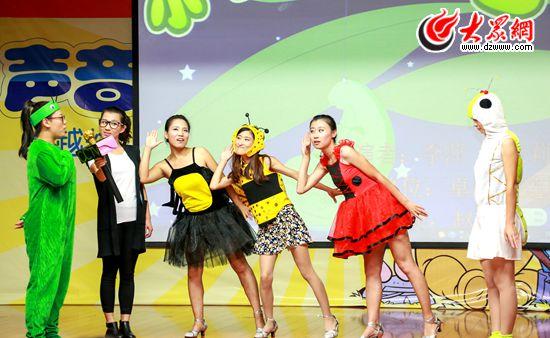 卓越幼儿园2015教师节讲故事比赛成功举办