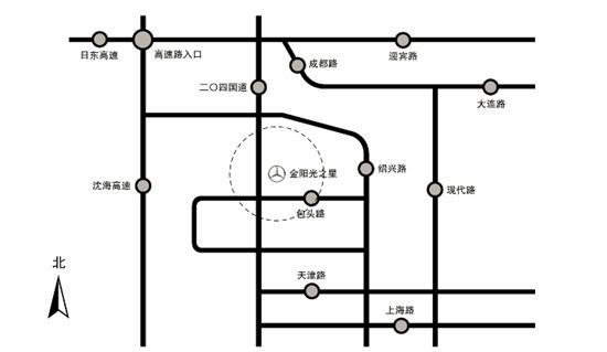 奔驰208电路图
