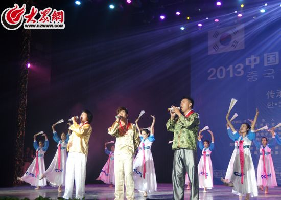 韩国经典歌曲《阿里郎》