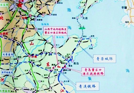 3月9日,记者从青岛市董家口港区开发建设指挥部获悉,董家口港区将建