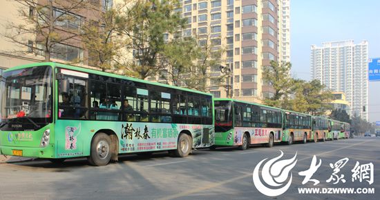 """日照公交再添""""新宠"""" 47路公交线路今起正式运行"""