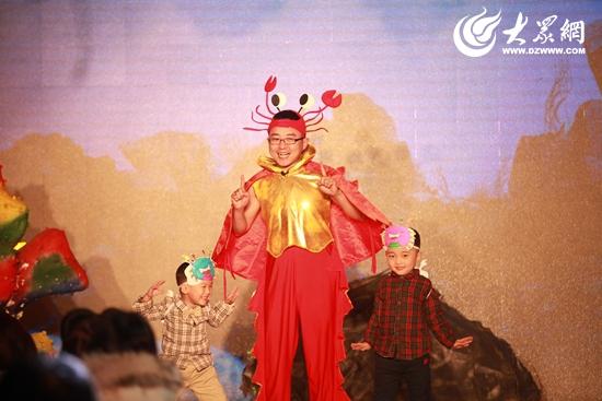 12儿童剧《人鱼公主》上演