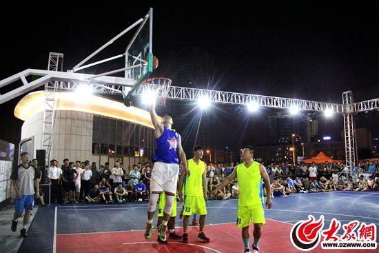 3万象篮球嘉年华闭幕式决赛
