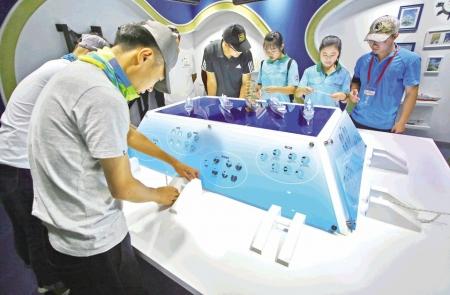 日照市青少年水上运动体验中心启用