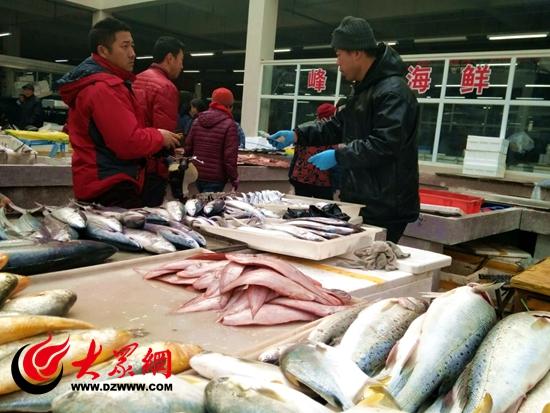 新市场海鲜市场