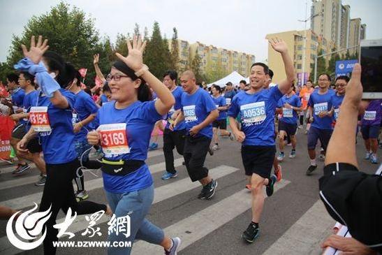 日照2017年国际马拉松9月24日开跑