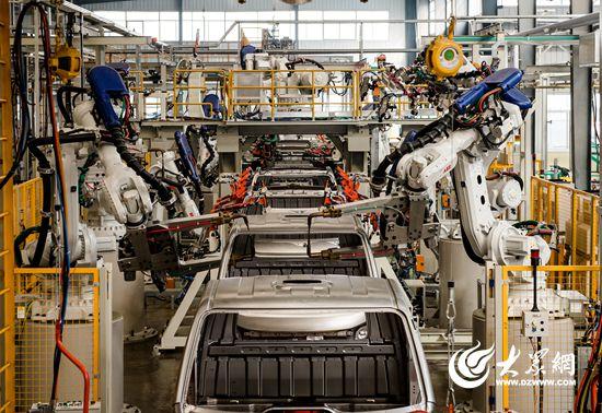 自动焊接生产线