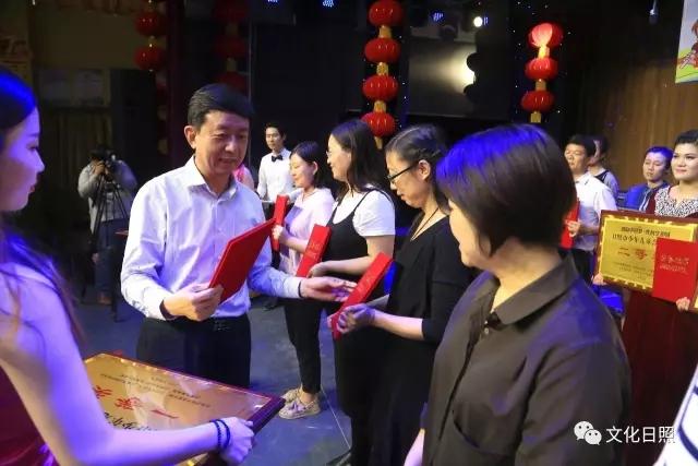 是第八届中国少年儿童合唱节的配套活动