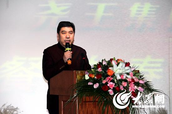 日照市旅游饭店餐饮烹饪协会会长、中豪国际集团董事长孙传胜