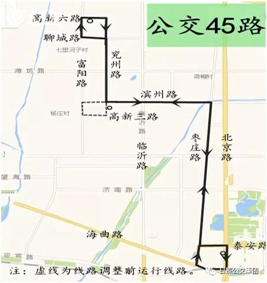 大沙街道线路图
