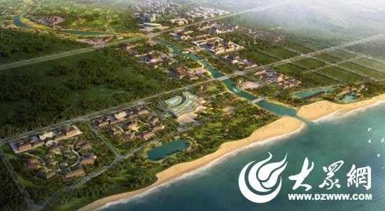 中华国医坛世界养生城规划图 (2)