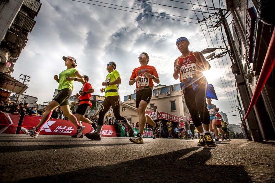 2014厦门马拉松摄影大赛图片
