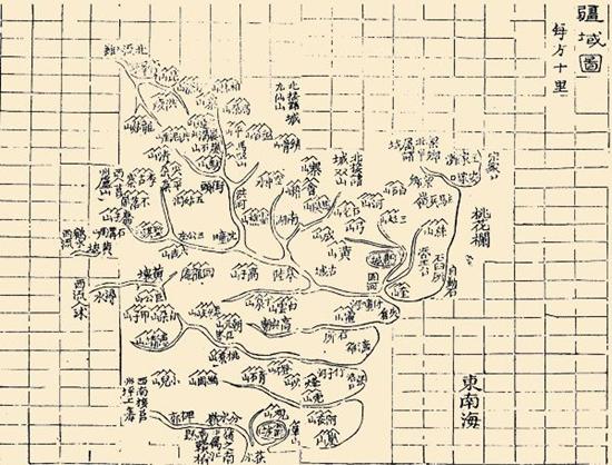 清光绪十二年日照县境图.jpg
